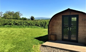 Shropshire: Up to 2-Night Stay