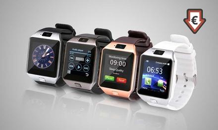 Smartwatch met BASTek camera en SIMkaartfunctie