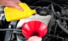 Hi Tech Lube - Hialeah: $53 for a Mobil 1 Oil Change, Tire Rotation, and 18-Point Inspection at Hi Tech Lube ($108 Value)