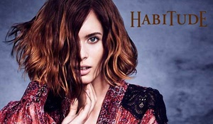 Up to 51% Off Hair Services at Habitude Day Spa and Salon at Habitude Day Spa and Salon, plus 6.0% Cash Back from Ebates.