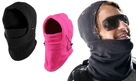 Thermische Unisex-Skihaube in Schwarz, Grau oder Pink (Koln)