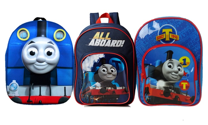 Thomas the Tank Engine 3D Backpack