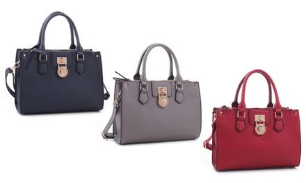 Alexa Satchel Handbag