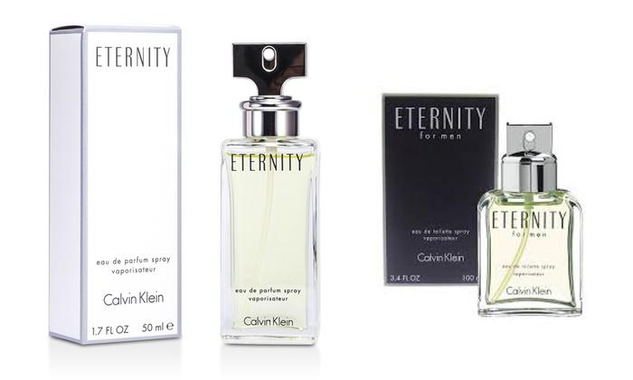 Profumi Calvin Klein Eternity 50ml