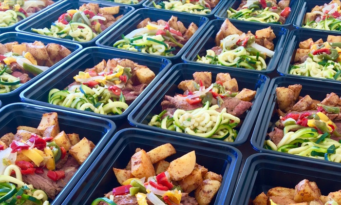 KBR Lifestyles - Anaheim: $149 for 5 Days of Fully Prepped Meals  fromKBR Lifestyles($250 value)