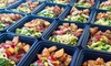 OLD OWNER Cali Fit Meals - Anaheim: $149 for 5 Days of Fully Prepped Meals  fromKBR Lifestyles($250 value)