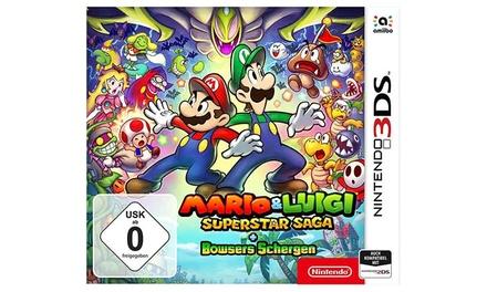 Mario & Luigi  Superstar Saga + Bowsers Schergen für Nintendo
