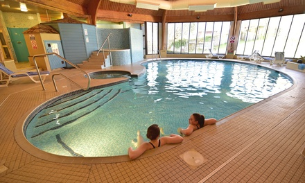 Perthshire: 1 or 2 Nights for Two with Breakfast, Spa Access and Option for Dinner at 4* Moness House Hotel