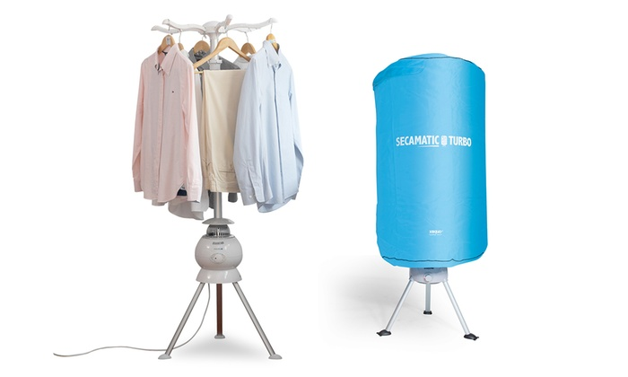 Secamatic Electric Clothes Dryer Groupon