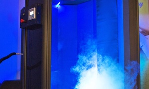 Glacé Cryotherapy Las Vegas: One, Three, or Five Cryotherapy Sessions at Glacé Cryotherapy Las Vegas (Up to 63%Off)