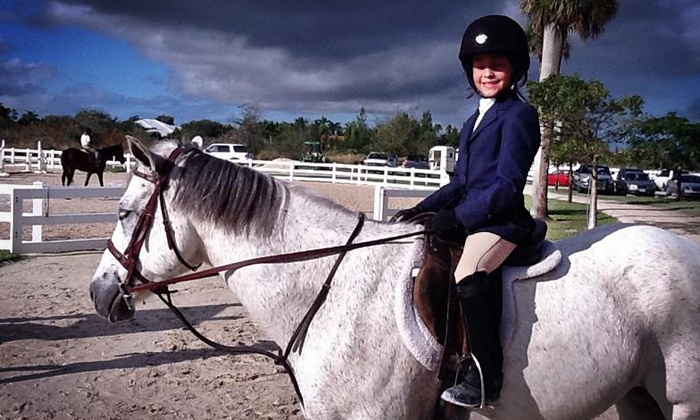 Starfall Ranch - Southwest Ranches: Horseback-Riding Lessons, SaturdayKids' Camp, or Party for Up to 10 Kids at Starfall Ranch (Up to 58% Off)