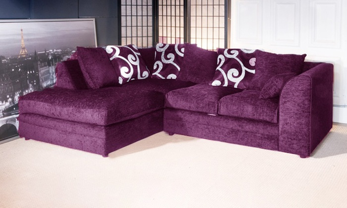 Zina Sofa Collection Groupon Goods