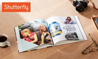20-Page 8x8 Custom Hard Cover Photo Book from Shutterfly