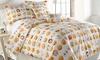 Emoji Printed Comforter Sets - Multiple Patterns Available