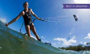 Kite Essence: Kitesurfing Experience for One or Two with Kite Essence (Up to 65% Off)