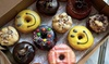 Up to 48% Off Assorted Donuts at Happy Place Donuts