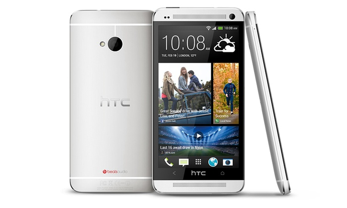 open htc one m7