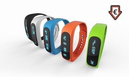 Smart Bluetooth Sports Activity Bracelet for €17.99 (71% Off)