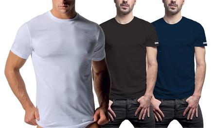 Set 3 t-shirt Navy sail da uomo