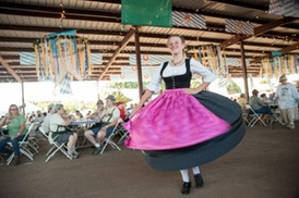 $12 For Four Groupons, Each Good For One Entry To Choctaw Oktoberfest, September 2–10 ($20 Value)