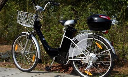 Vélo électrique de ville, coloris au choix à 448€ (34% de réduction)