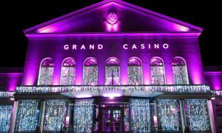 Haute-Normandie : 1 à 3 nuits avec pdj et jetons de casino