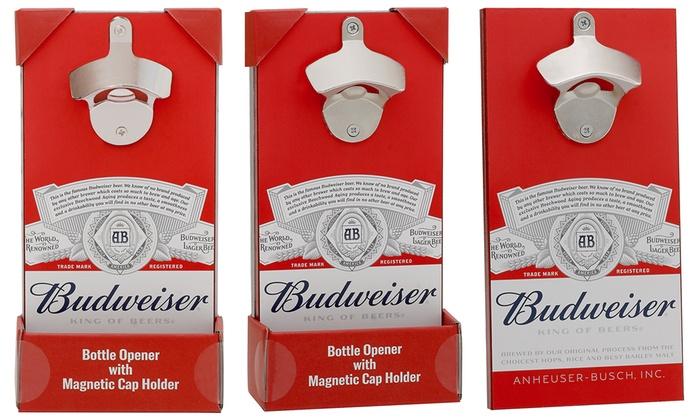 Bottle Opener 12,5 cm New York City Bottle Opener Magnet I Love NY NEW