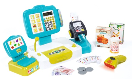 Smoby Kids' Large Cash Register