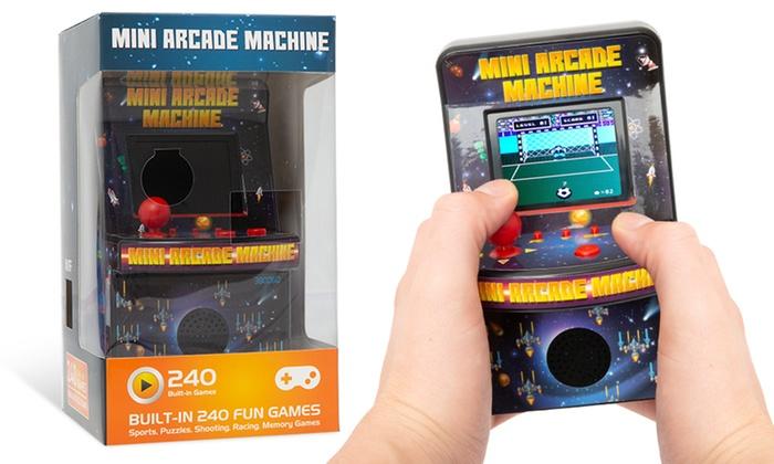 TitoloGioco Doodle Mini Arcade Machine