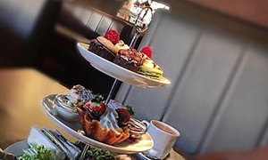 Pirlo's Dessert Lounge: Afternoon Tea for Two, Four or Six at Pirlo's Dessert Lounge, City Centre (Up to 41% Off)