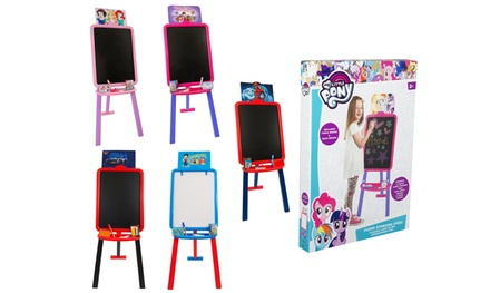 Double Sided Easel Groupon
