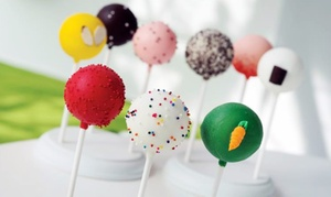 Petite Sweets: 10 Cake Pops at Petite Sweets (40% Off)