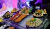Seafood Dinner Buffet: Child (AED 69), Adult (AED 119)