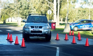 Australian Road Safety Academy: $39 for a Four-Hour Practical Defensive Driving Coursewith Australian Road Safety Academy, Penrith ($99 Value)