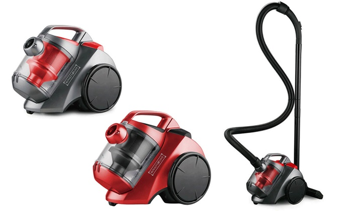 Groupon Goods Global GmbH: Aspirador ciclónico Royalty Line por 49,99 € (75% de descuento)