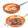 "As Seen on TV 11"" or 12"" Non-Stick Copper Pan"