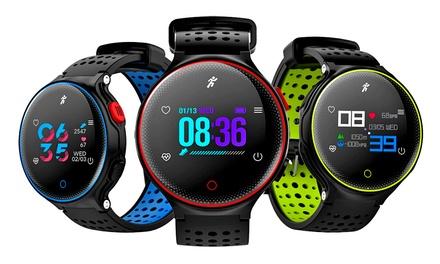 Smartwatch en sportracker 2X plus