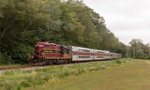 Up to 32% Off Cape Cod Tour from Cape Cod Central Railroad at Cape Cod Central Railroad, plus 6.0% Cash Back from Ebates.