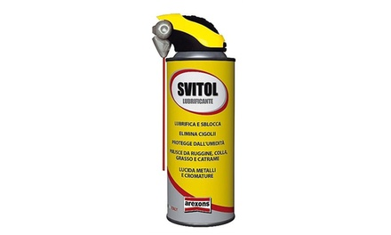 Lubrificanti Arexons Svitol 400 ml
