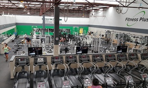Fitness Plus: Gym Membership for Three ($195), Six ($300) or Twelve Months ($410) with PT at Fitness Plus, Manukau (Up to $835 Value)