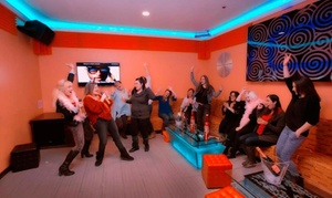 50% Off Room Rental, Food, and Drinks at Revolution Karaoke at Revolution Karaoke, plus 6.0% Cash Back from Ebates.
