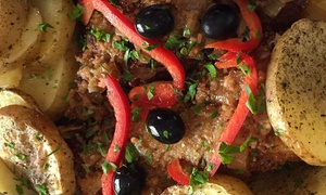 Le Resto du Lac: Entrée, plat et dessert pour 2 personnes à 39,90 € au restaurant Le Resto du Lac