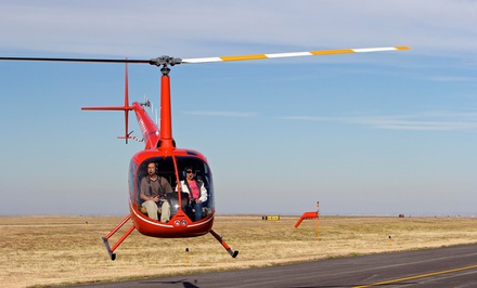 $159 for Helicopter-Tour Package from Colorado Heli-Ops ($520 Value)