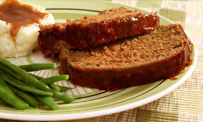 Salem House Restaurant - Salem: Family-Style Lunch or Dinner for Two or Four at Salem House Restaurant (Up to 50% Off)