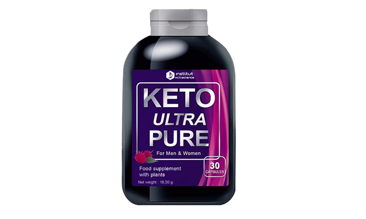 Up to 360 Capsules of Keto Ultra PureSupplements