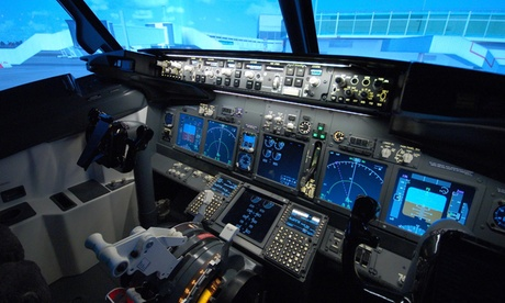 Experience: Flight Simulator Experience For just: £29.0