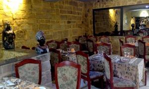 Pharaon et Champollion: Menu Ramses II pour 1 ou 2 personnes dès 12,90 € au restaurant Pharaon et Champollion