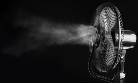 Ventilateur humidificateur Robusta VentiCool à 69,98 €