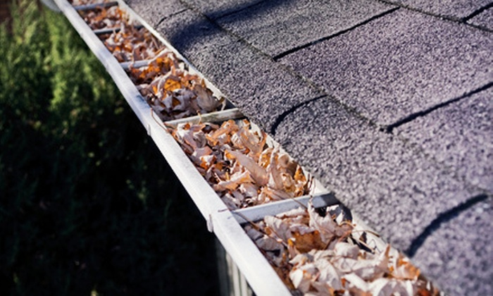 All Seasons Gutter Services - Jonesboro: $50 Toward Gutter Cleaning