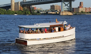 Philly Harbor Cruise Tour For Two Or Four From Patriot Harbor Lines (up To 50% Off)
